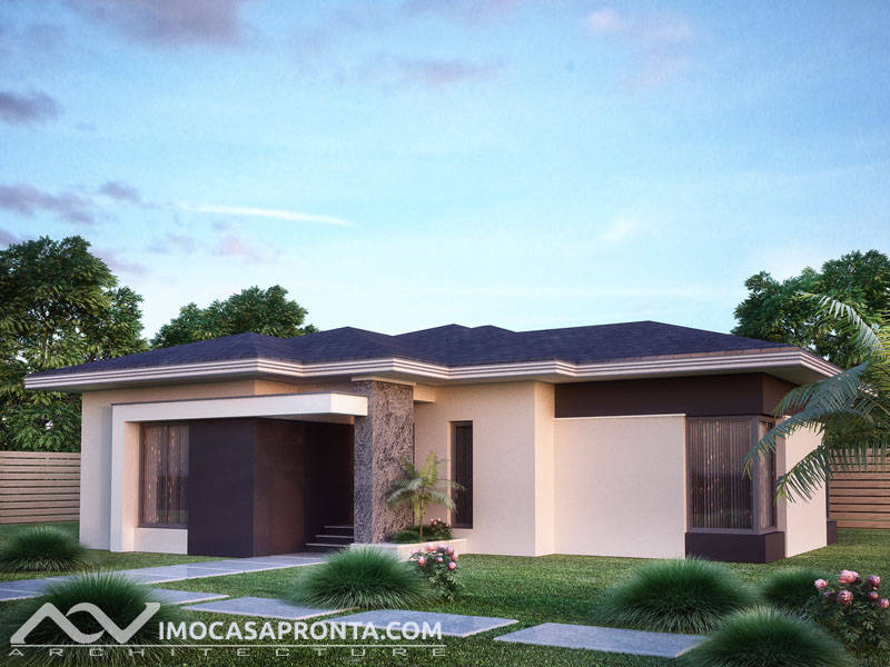 Dover casas modulares T3 imocasapronta