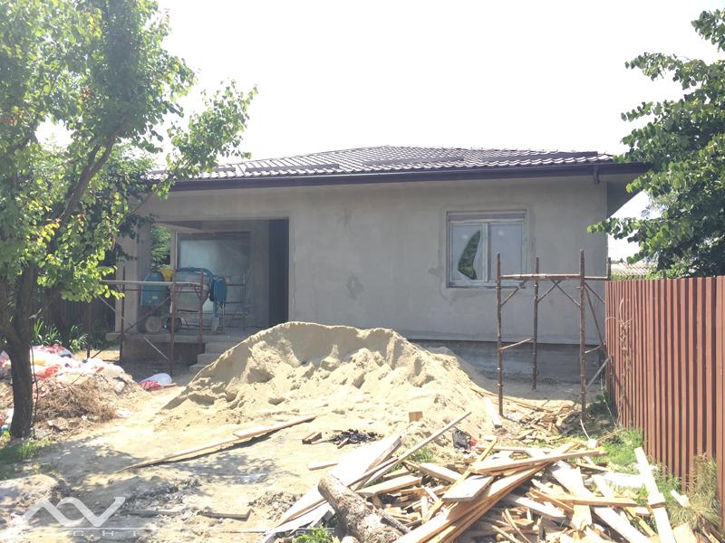 danlia T2+1 foto de obra casas de madeira