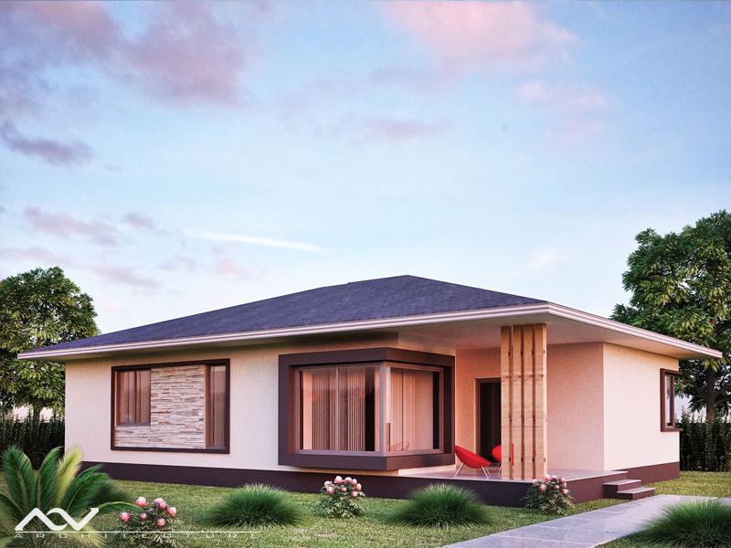 danlia T2+1 casas de madeira