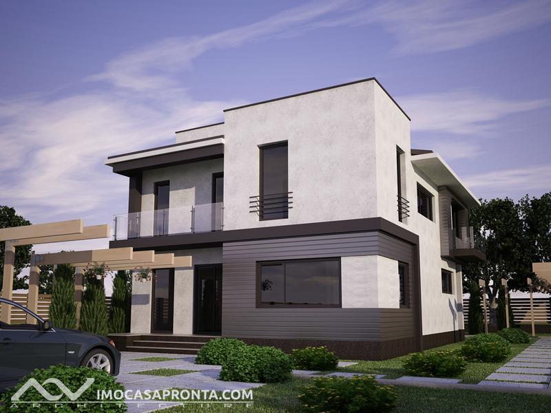 casas pre fabricadas seville T3 imocasapronta