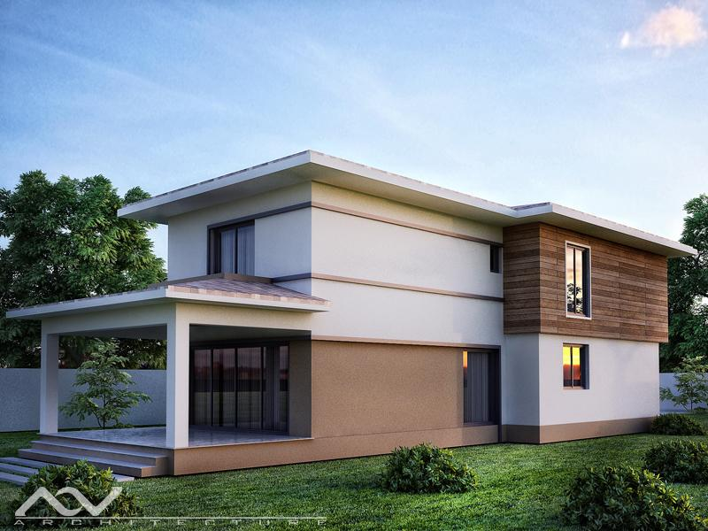 Tauris moradia t3 pr fabricada - Casas de madera portugal ...