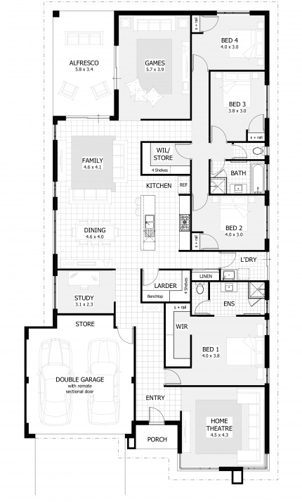 imocasapronta casas modulares plantas