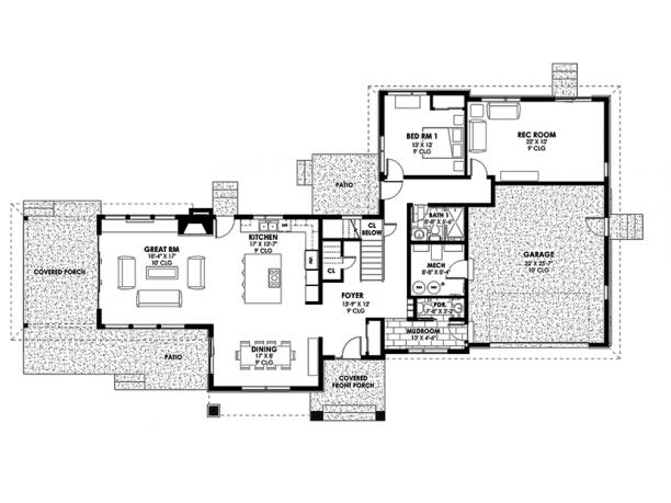 casas modulares plantas