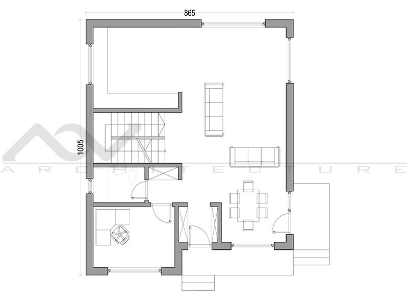 casas modulares t3 planta 2